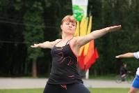День йоги в парке 21 июня, Фото: 3