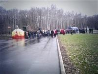 Открытие аллеи Победителей в Центральном парке Тулы, Фото: 3