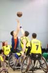 Чемпионат России по баскетболу на колясках в Алексине., Фото: 98