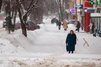 Последствия снежного циклона в Туле, Фото: 38