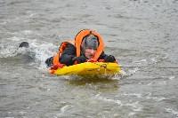 Учения спасателей на набережной Дрейера. 3 марта 2016 года, Фото: 39