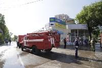 """На ул.9 Мая сгорел рынок """"Салют"""", Фото: 4"""
