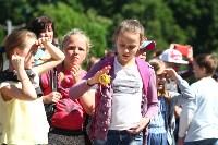 День защиты детей в ЦПКиО им. П.П. Белоусова: Фоторепортаж Myslo, Фото: 19