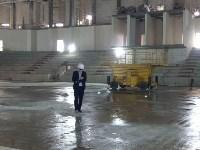 строительство ледовой арены в Туле, Фото: 12