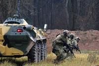 Стрельба, БТР и спасение раненых: в Тульской области бойцы Росгвардии неделю жили в лесу, Фото: 43