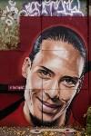 Граффити ван Дейка, Фото: 3