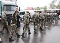 Командировка отряда ОМОН в Дагестан 17.05.2015, Фото: 5