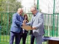 Открытие нового футбольного поля, Фото: 20