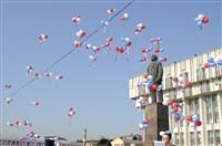 Автопробег на День российского флага, Фото: 19