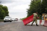 Открытие двустороннего движения по Узловскому путепроводу, Фото: 8
