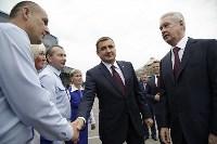Правительство Москвы подарило Туле 20 автобусов., Фото: 5