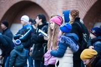 Средневековые маневры в Тульском кремле. 24 октября 2015, Фото: 32