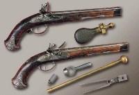 Пистолеты 18 века, Фото: 8