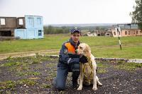 Испытания кинологов в Тульском спасательном центре, Фото: 40