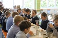 В Туле продолжается модернизация школьных столовых, Фото: 22