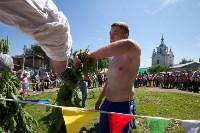 В Тульской области прошел фестиваль крапивы, Фото: 37