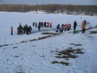 Соревнования по зимней рыбной ловле на Воронке, Фото: 32