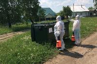 Дезинфекция мусоровозов и контейнеров, Фото: 7