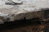 Прорыв водовода на пр. Ленина, Фото: 8