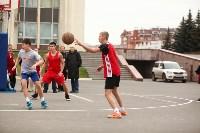 Соревнования по уличному баскетболу. День города-2015, Фото: 55