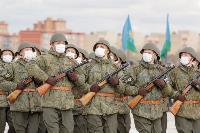 В Туле прошла первая репетиция парада Победы: фоторепортаж, Фото: 23