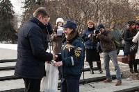 Вручение орденов школьным музеям и вручение наград ветеранам в Иншинке. 24.02.2015, Фото: 28