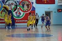 БК «Тула» дома дважды обыграл баскетболистов Воронежа, Фото: 15