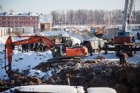 Новая коммунальная авария в Пролетарском округе, Фото: 22
