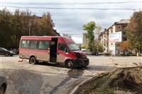 Пробка на проспекте Ленина. 27 сентября, Фото: 6