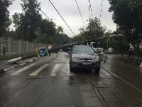 ДТП в Туле на ул. Тульского рабочего полка, Фото: 3