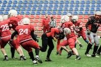 Матч по американскому футболу между «Тарантула» и «Витязь», Фото: 15