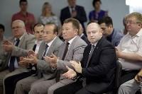 Алексей Дюмин наградил сотрудников «Тулачермета», Фото: 19