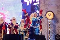 Битва Дедов Морозов и огненное шоу, Фото: 3