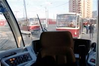 В Туле запустили пять новых трамваев, Фото: 13
