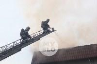 Пожар в Щекино, Фото: 32