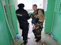 В пятиэтажке на ул. Маршала Жукова в Туле сгорела квартира, Фото: 6