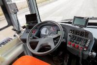 Московские автобусы вышли на маршрут, Фото: 6