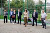 Открытие нового футбольного поля, Фото: 13