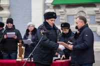Митинг сотрудников ОВД в Тульском кремле, Фото: 58