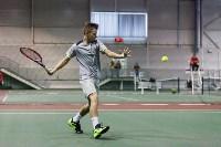 Новогоднее первенство Тульской области по теннису. Финал., Фото: 7