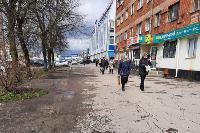 Незаконная торговля на Фрунзе и плохая уборка улиц Тулы, Фото: 11