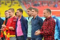 """Арсенал"" - ""Байкал"" 2:1. 11 июля 2015, Фото: 85"