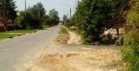 В Привокзальном округе Тулы выполняется ремонт тротуаров, Фото: 6