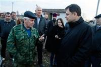 Владимир Груздев в Ясногорске. 8 ноября 2013, Фото: 16