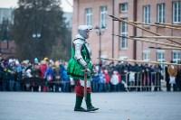 Средневековые маневры в Тульском кремле. 24 октября 2015, Фото: 34