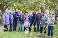Тульская городская УК сажает деревья, Фото: 24