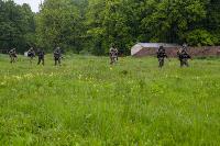 В Туле спецподразделения ОМОН и СОБР провели учения, Фото: 38