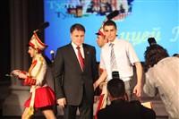 Владимир Груздев поздравил тульских выпускников-медалистов, Фото: 29
