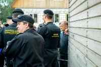 В Плеханово убирают незаконные строения, Фото: 56