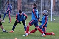 Тульский «Арсенал» готовится к домашней игре с «Сибирью», Фото: 22